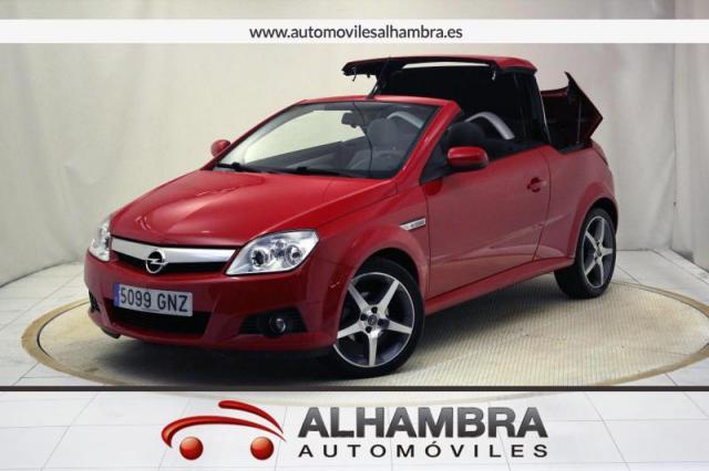 Opel Tigra CABRIO 1.4 16V SPORT