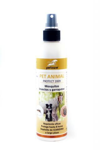 Multirrepelente -protección para animales