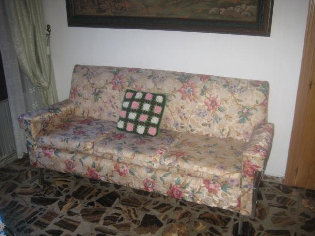Tresillo, sofa y dos sillones