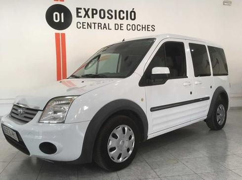 Ford Tourneo Connect Kombi 1.8 Tdci 90 Trend 210 S Doble puerta Bluetooth