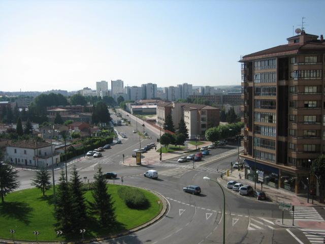 Alquiler de habitaciones en piso compartido (Burgos)