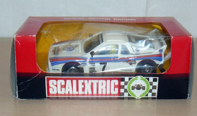 MADELMAN NANCY TRENES COCHES METAL SCALEXTRIC COMPRO