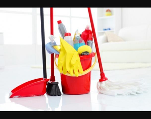 Empleada de hogar busca trabajo