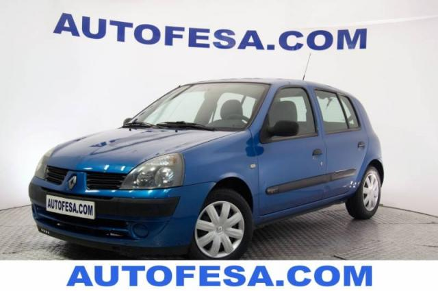 Renault Clio 1.5 dCi 65cv Base Authentique 5p