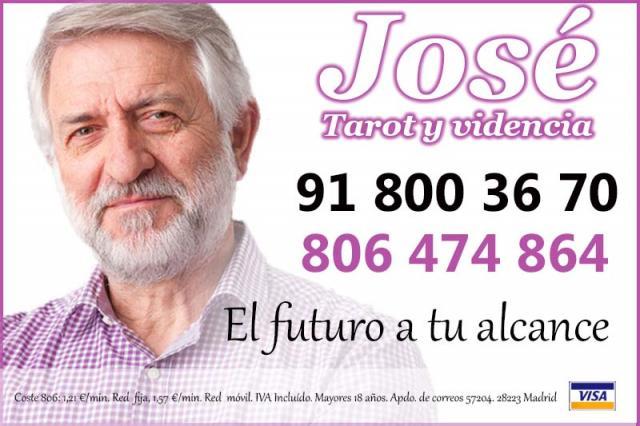 Tarot del amor Jose Campos