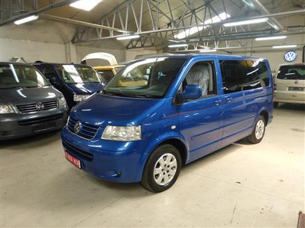 Vw T5 Multivan , 1.9 tdi con garantia