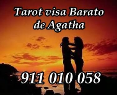 Tarot Visa barato y bueno 5 AGATHA 911 010 058