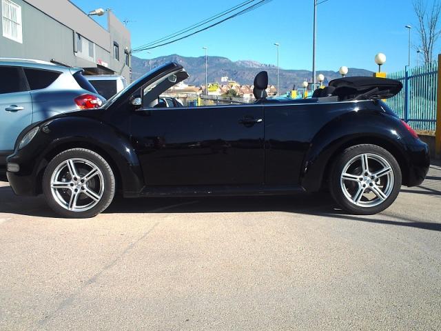 Volkswagen New Beetle CABRIO 1.9 TDI 105 cv