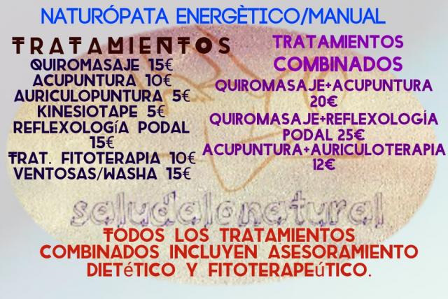 PROFESIONAL DE LAS MEDICINAS ALTERNATIVAS
