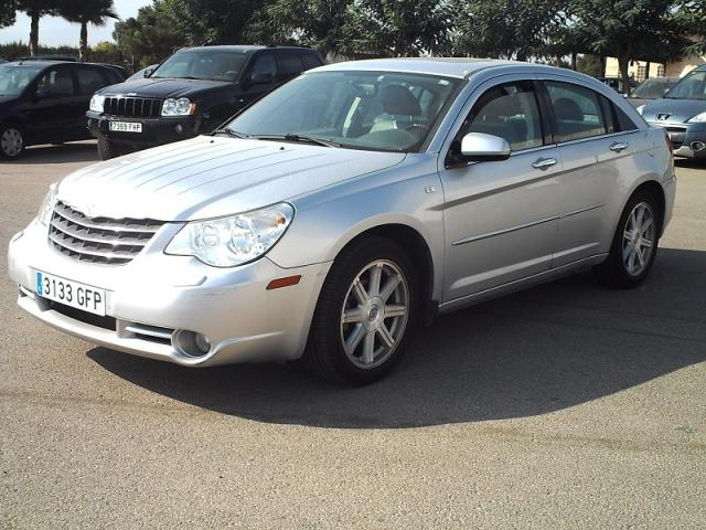 Chrysler Sebring 2.0 CRD LIMITED 140 CV.
