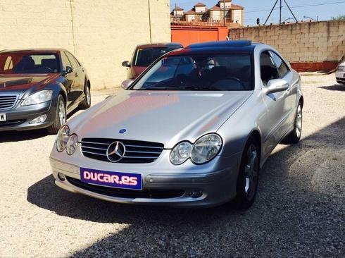 Mercedes CLK CLK 270 CDI 170 cv