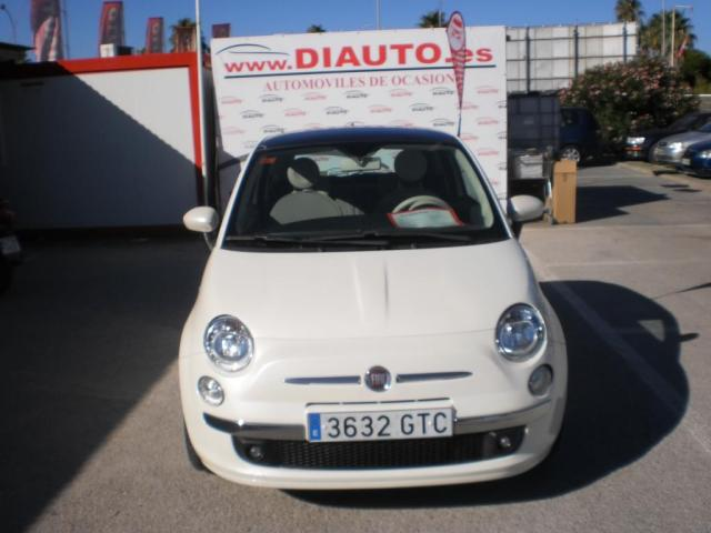 FIAT 500 0.9 Turbo TwinAir 85cv Blackjack, 85cv, 3p del 2010