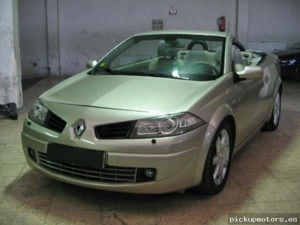 RENAULT MEGANE Coupe-cabr. Luxe Dynamique 1.9dCi, 130cv, 2p del 2006