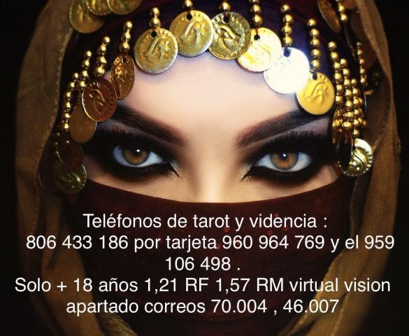 PREGUNTA PRECIO GRATIS 960 964 769 , VIDENTE REAL QUE ACIERTE