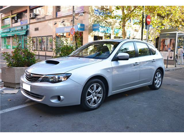 Subaru Impreza 2.0TD Classic