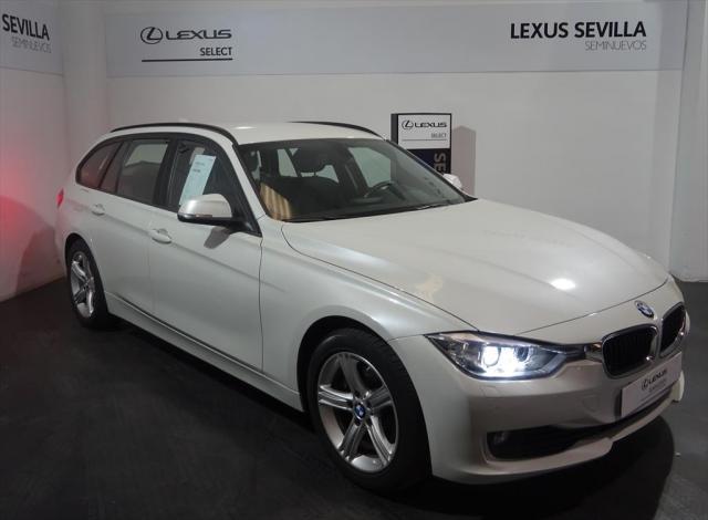 BMW 320 F31 Touring 320d 184 5p Aut.