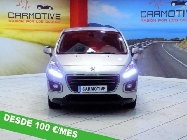 Peugeot 3008 1.6HDI Allure CMP 115