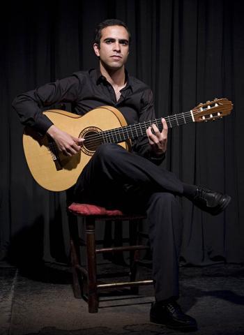 Clases de guitarra flamenca.