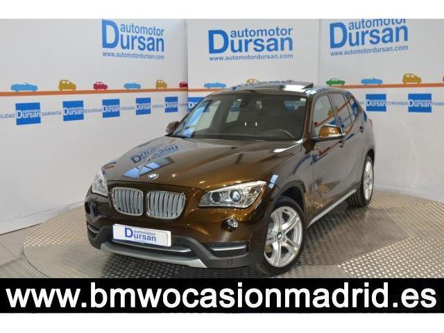 BMW X1 X1 25d Xdrive * Xenon * Techo solar * Navegación *