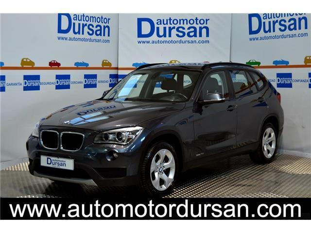 BMW X1 X1 SDRIVE 18D *SUV *Xenón *Sensores *Confort