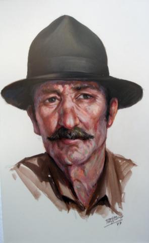 Vendo cuadros de Julio Pestano