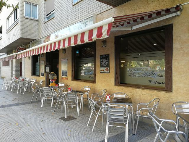 Traspaso cafetería restaurante Zaragoza