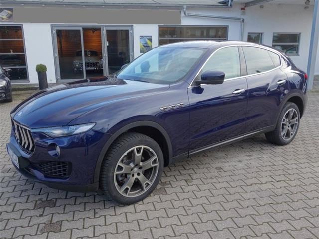 Maserati Levante Diesel Aut. Paq Premium, Bi-xenon, Cámara, NAV