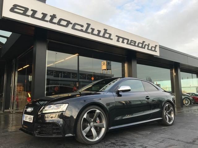 Audi RS5 4.2 quattro S-Tronic IMPECABLE!! NACIONAL!