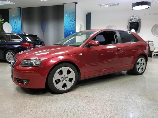 Audi a3 1.8 TFSI S tronic Ambition 118