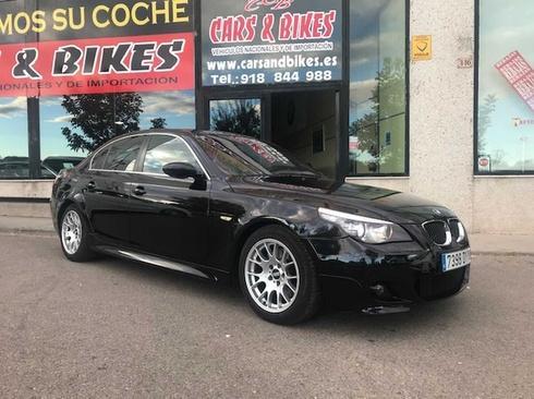 BMW Serie 5 530 PAQUETE M