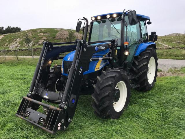 New Holland T 5040 ( 4000 ) T 5040 Holland T 5040