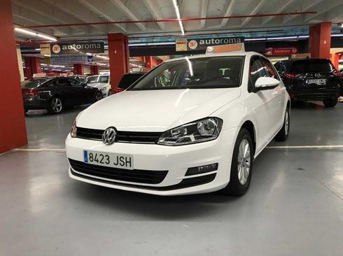 Volkswagen Golf VII 1.6 Tdi Bluemotion. PVP NO VINCULADO A FINANCIACIÓN