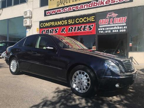 Mercedes Clase E 320 CDI