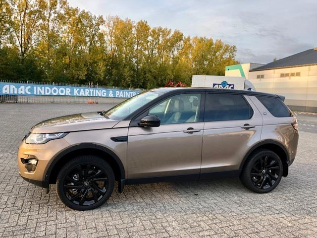 Land-Rover Discovery Sport 2.0 TD4 EC HSE