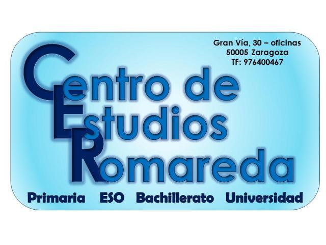 CENTRO DE ESTUDIOS ROMAREDA
