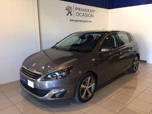 Peugeot 308 ALLURE 1.6 BLUEHDI 120