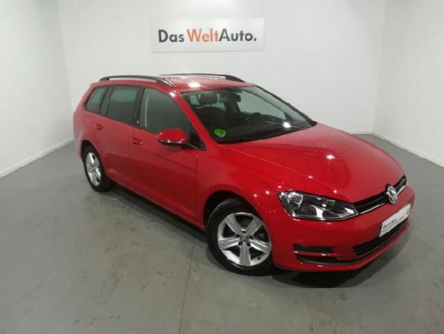 Volkswagen Golf Variant Advance 1.6 Tdi 110cv Bmt 15