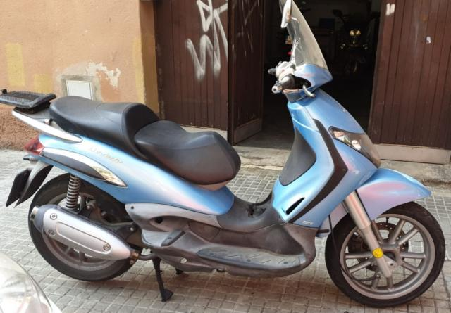 Piaggio Beverly Beberly 125