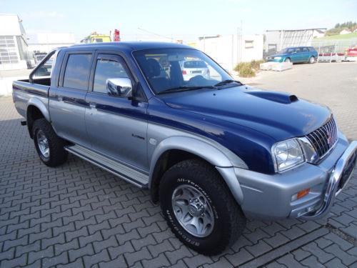 Mitsubishi L200 Pick Up 4x4 GLX