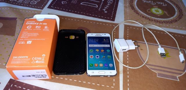 Samsung galaxy j5 del 2015