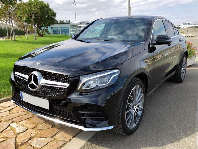 Mercedes-Benz GLC 250 Coupé d 4Matic Aut.