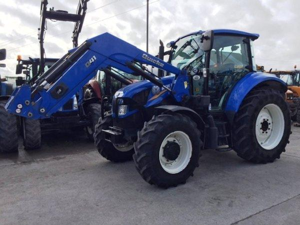 Tractor New Holland T5Ic10c5