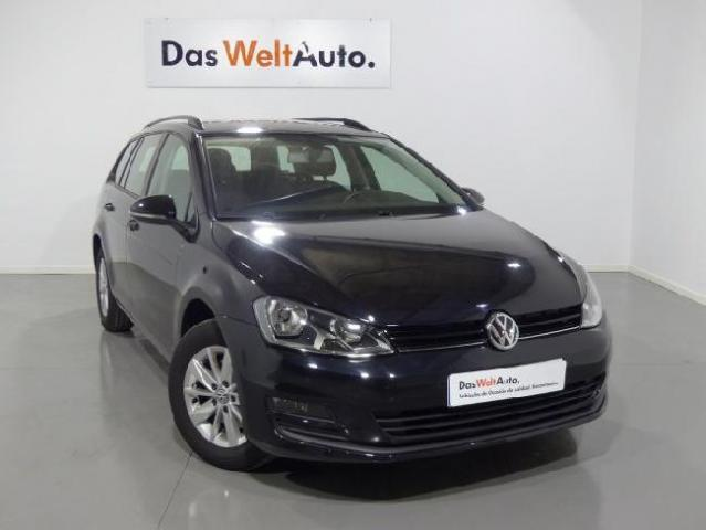 Volkswagen Golf Variant Business 1.6 Tdi Bmt Dsg 17