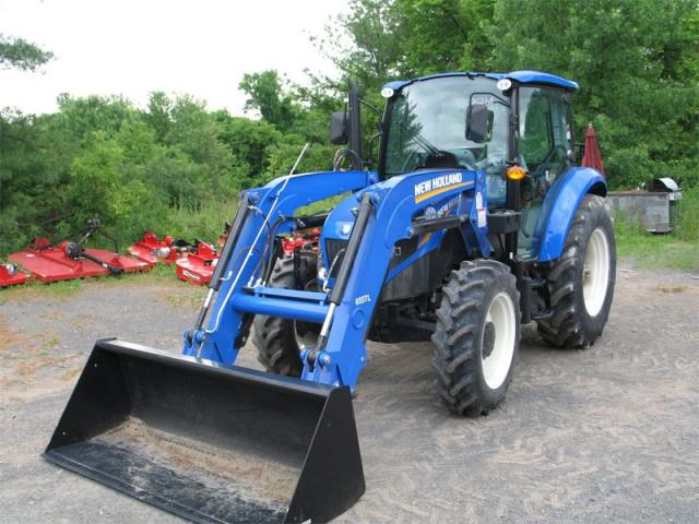 Tractor New Holland T4cUc65