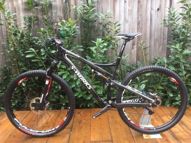 Specialized S-Works Epic Carbono 29er Bicicleta FSR Sram XX1 XTR