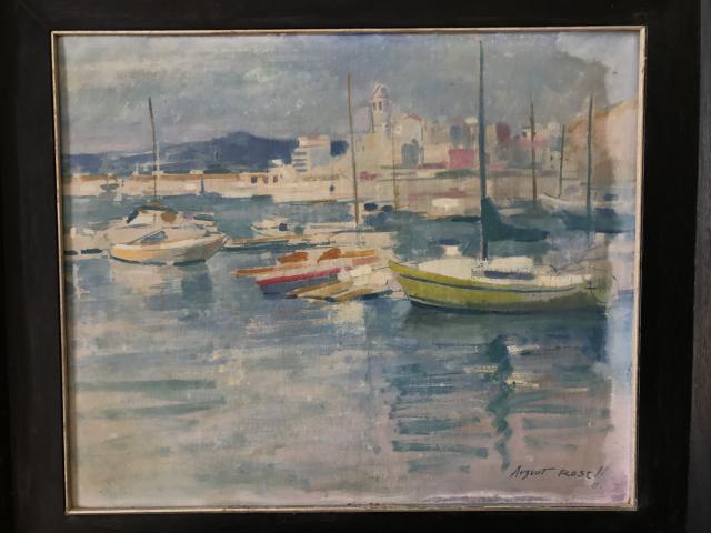 Marina de August Rosell