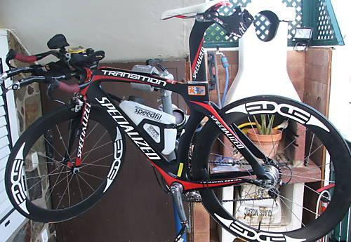 BICICLETA SPECIALIZED TRANSITION PRO T-54 DURA ACE