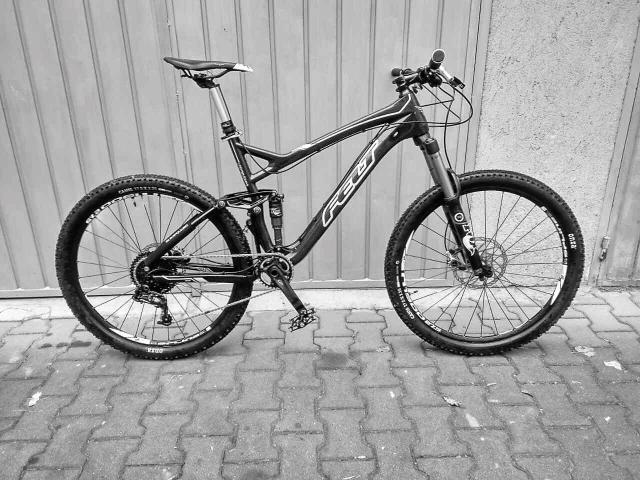 Fieltro compulsión LT1 2013 Bicicleta Montaña MTB