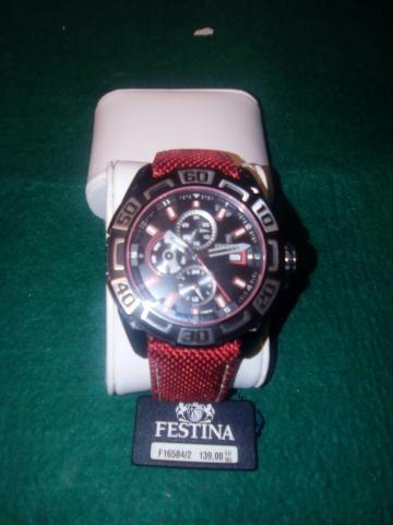 Se vende reloj Festina