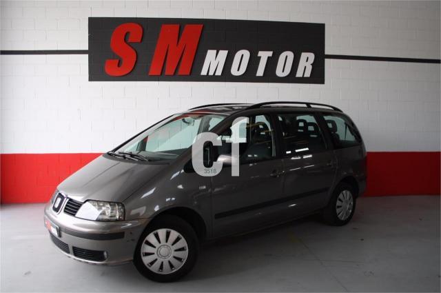Seat Alhambra 1.9 TDi 115CV Stella